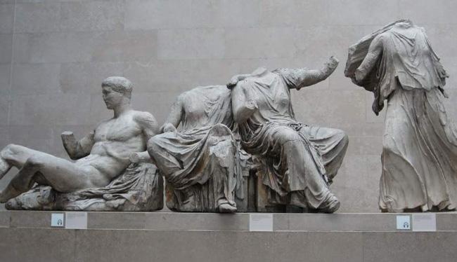 Древнегреческий скульптор - Фидий