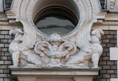 Кадуцеи и грифоны главные символы Москвы