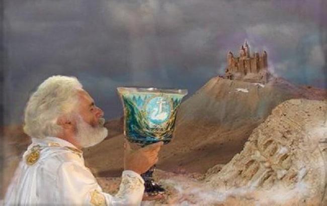 Святой Грааль - источник жизни и бессмертия