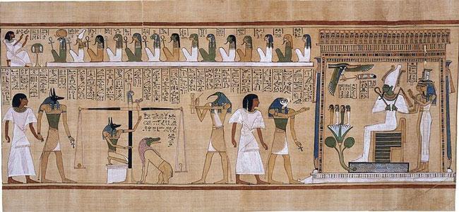 Папирус Хунивера