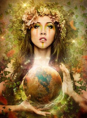 Гея – богиня Земли