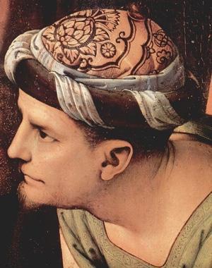 Картина «Иосиф Аримафейский», Пьетро Перуджино