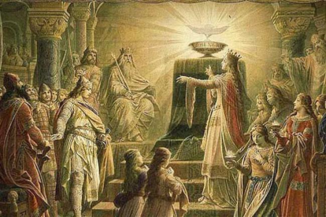 Таинственная реликвия Священный Грааль