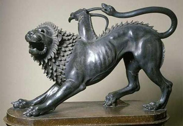 Древнее искусство, скульптура