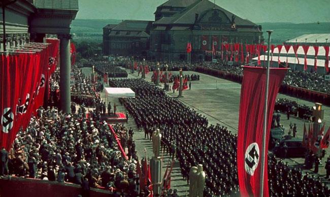 Военные марши Третьего Рейха