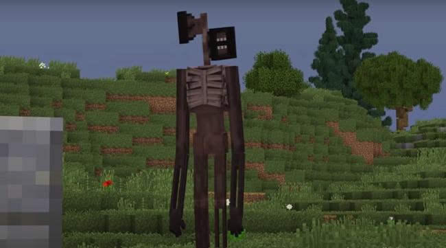 Siren Head - Minecraft Film