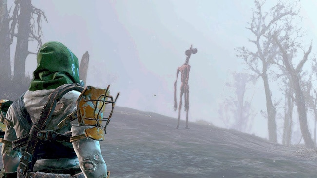 Изображение монстра в игре