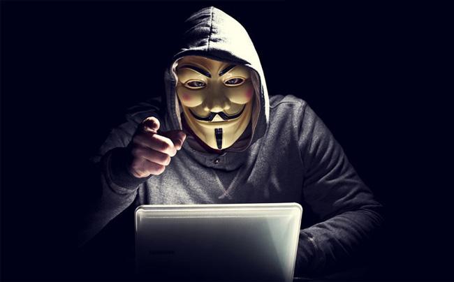Хакерская группировка «Анонимус»