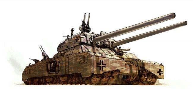 Секретное оружие 3 Рейха