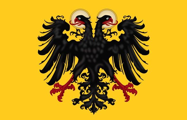 Флаг Первого Рейха