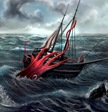 Каналоа «зловонный кальмар»