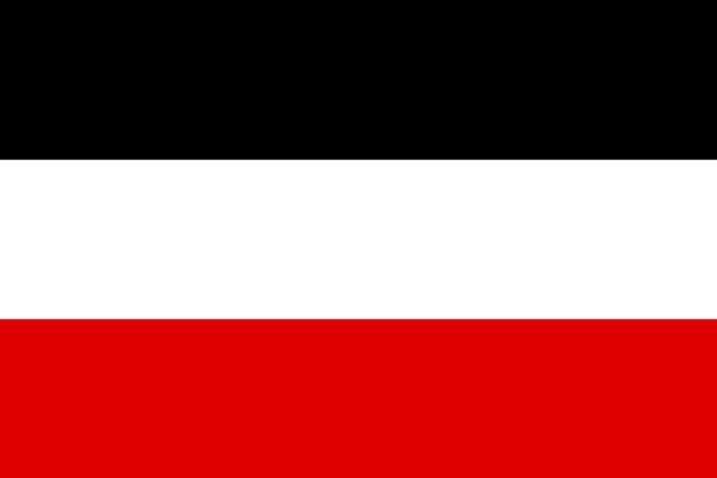 Флаг Второго Рейха