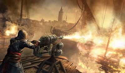 Из игры Assassins Creed