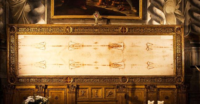 Туринская плащаница в Турине