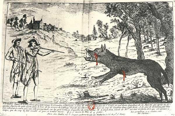 Де Ботерн убивает монстра