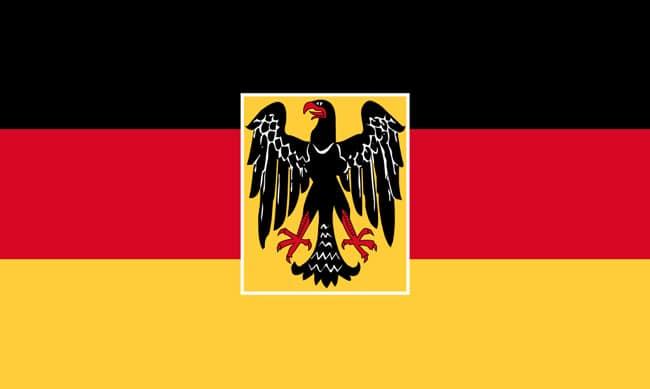 Флаг Веймарской республики