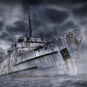 Тайны кораблей-призраков - истории и фото на mifistoria.info