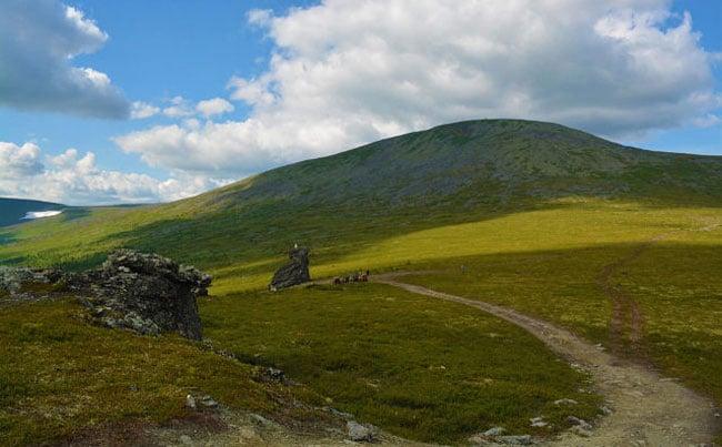 Холатчахль - Гора мертвецов