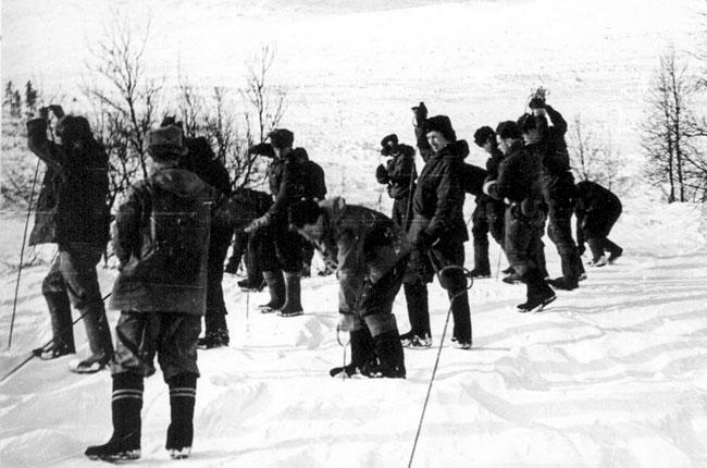Поисковая группа перевала Дятлова фото на mifistoria.info