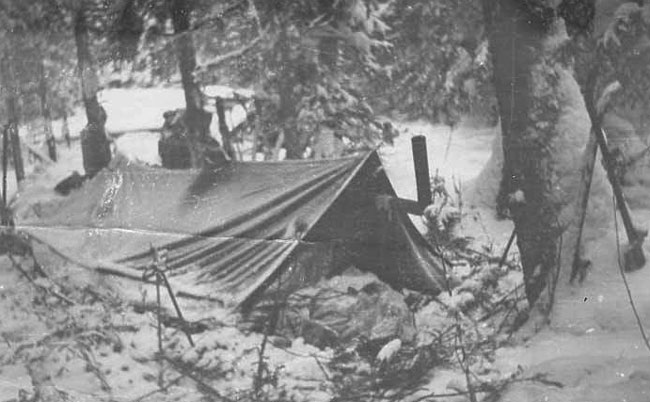 Палатка группы Дятлова фото на mifistoria.info
