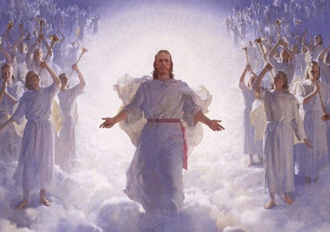 Второе явление Христа на Землю