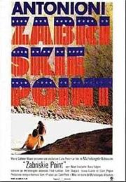 Забриски-пойнт (1970)