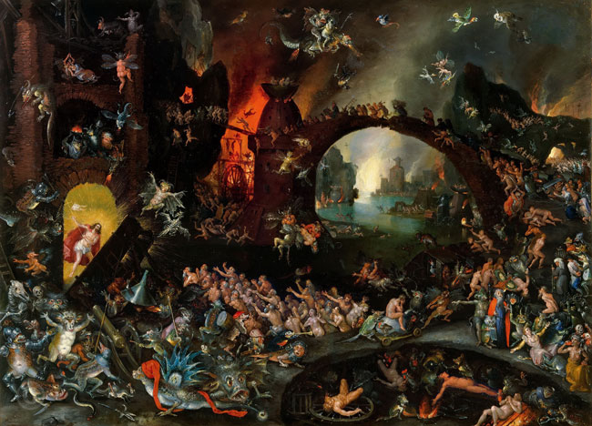 Сошествие Христа в ад
