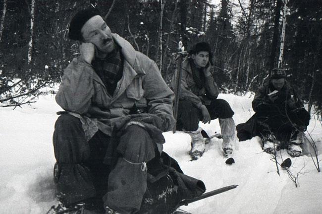 Фото, сделанное экспедицией Дятлова на mifistoria.info