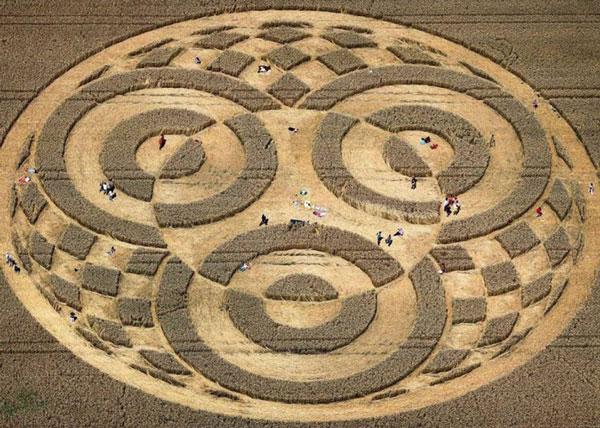 Древние руны на полях фото на mifistoria.info