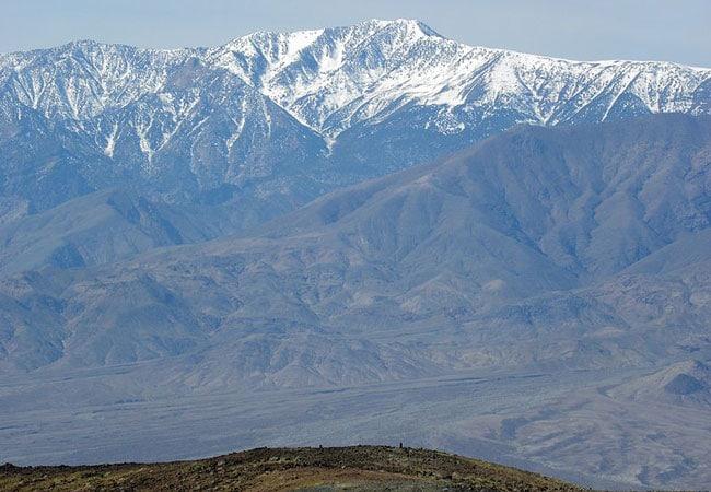 Гора Телескоуп-Пик (Telescope Peak)