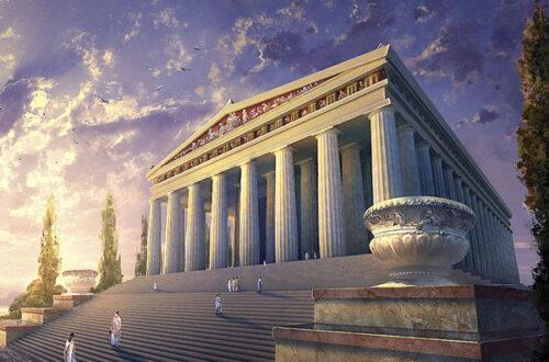 Храм Артемиды Эфесской - история и фото на mifistoria.info