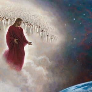 Второе пришествие Христа на Землю - религия и картинки на mifistoria.info
