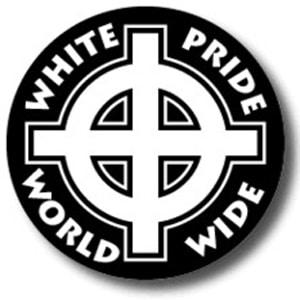 Кельтский крест как символ превосходства белой расы