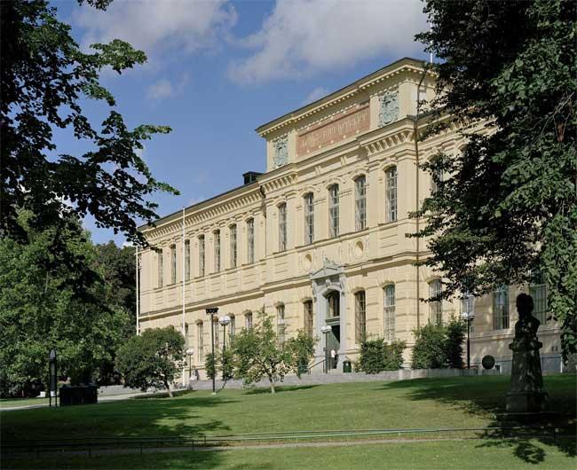 Национальная библиотека Швеции