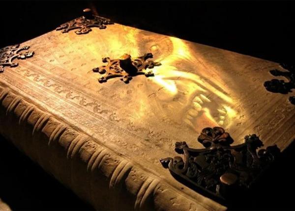 Книга Дьявола, или Библия Дьявола - загадочная рукопись из прошлого на mifistoria.info