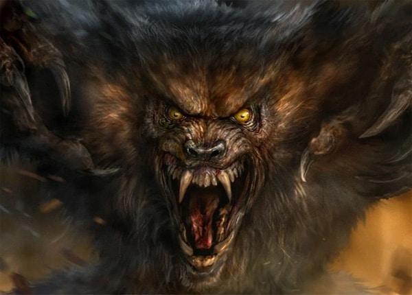 Волк оборотень - история и картинки на mifistoria.info