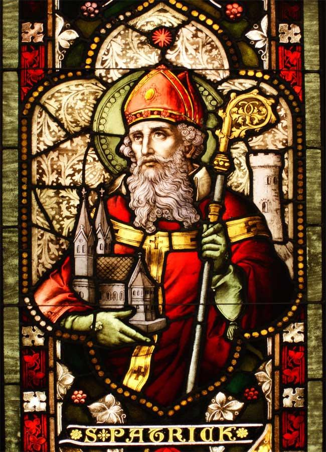 Миссионер Святой Патрик