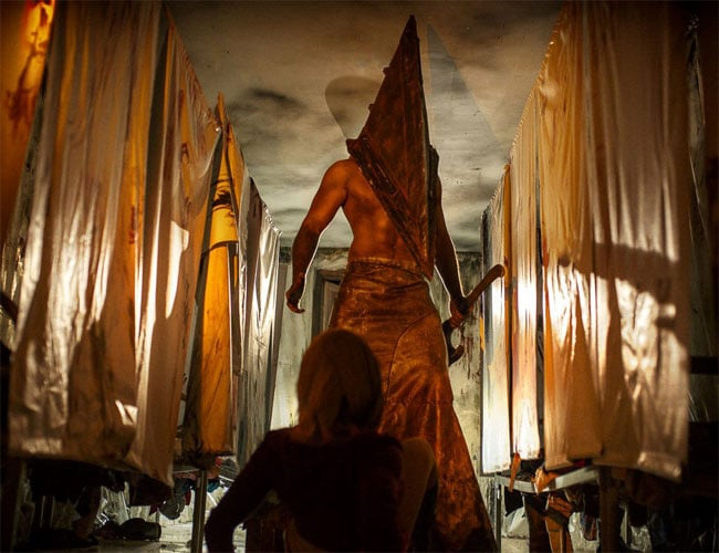 Кадр из фильма Сайлент Хилл