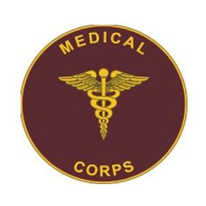Эмблема медицинского корпуса армии США