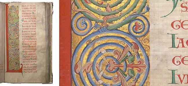 Орнаменты в книге