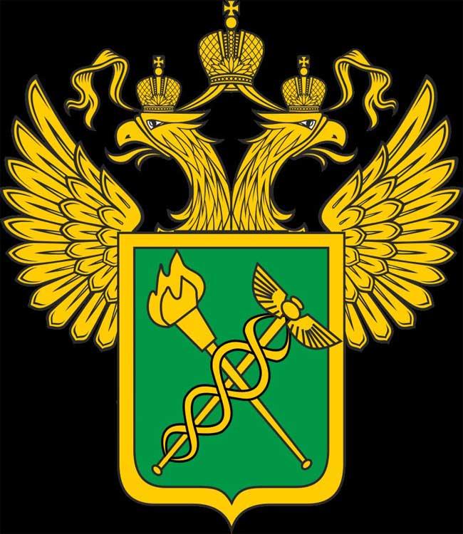 Эмблема ФТС РФ