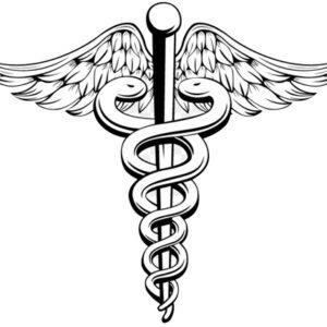Кадуцей - жезл Гермеса или символ медицины? Истоия посоха со змеями на mifistoria.info