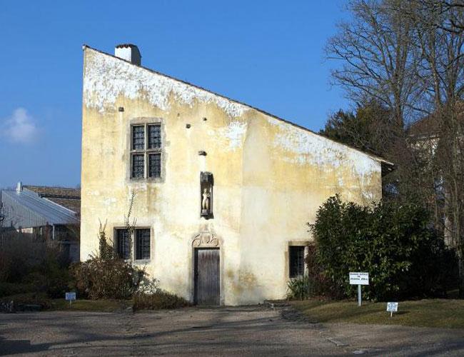Дом, в котором жила семья Жанны