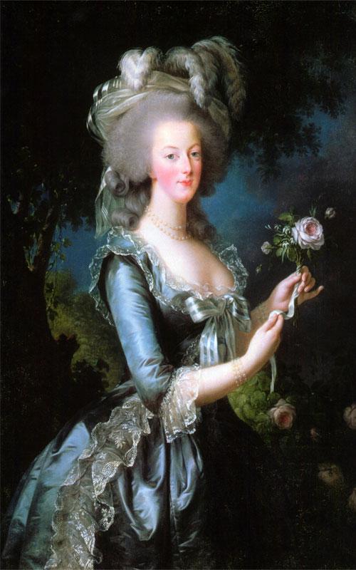 Молодая Мария Антуанетта. На пути к престолу Франции
