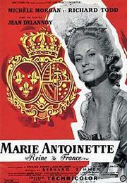 Мария Антуанетта – королева Франции (1956)