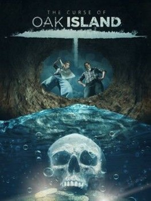 Постер к сериалу «Проклятье острова Оук»