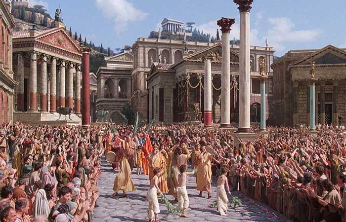 Рим до нашей эры