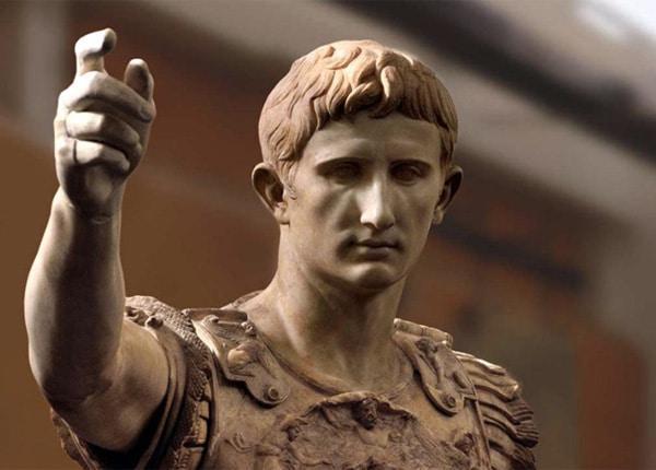 Октавиан Август - римский император и полководец. История жизни на mifistoria.info