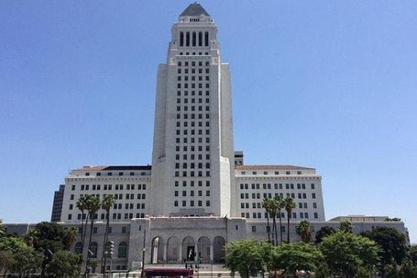 Здание мэрии в Лос-Анджелесе
