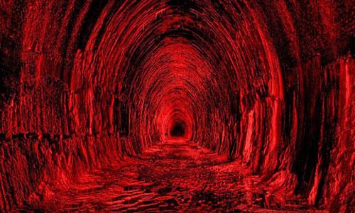 Вход в Ад, каким представлял его Данте